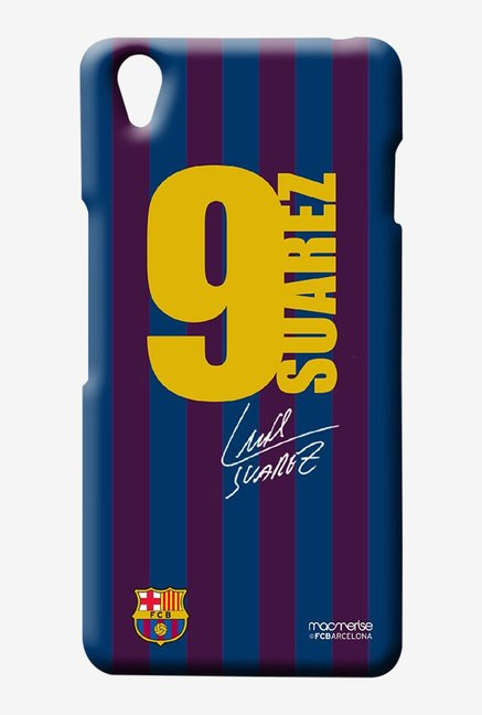 Macmerise Jersey Suarez Sublime Case for Oneplus X