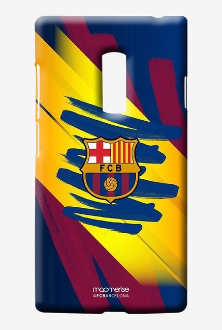 Macmerise FCB Colour Strokes Sublime Case for Oneplus Two