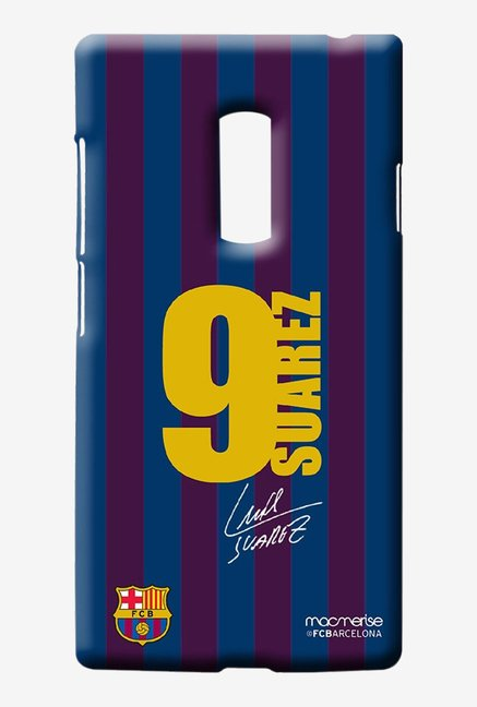 Macmerise Jersey Suarez Sublime Case for Oneplus Two