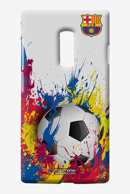 Macmerise FCB Victory Splash Sublime Case for Oneplus Two