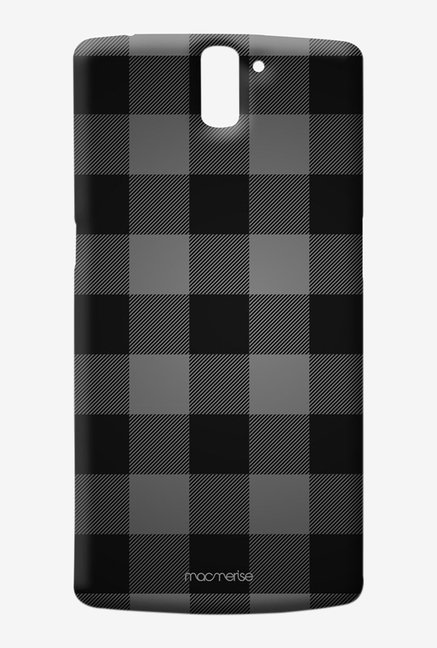 Macmerise Checkmate Black Sublime Case for Oneplus One