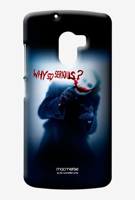 Macmerise Why So serious Sublime Case for Lenovo K4 Note