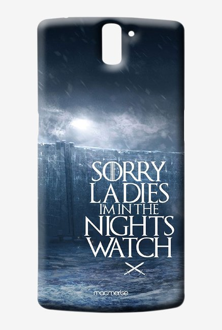 Macmerise Nights Watch Sublime Case for Oneplus One