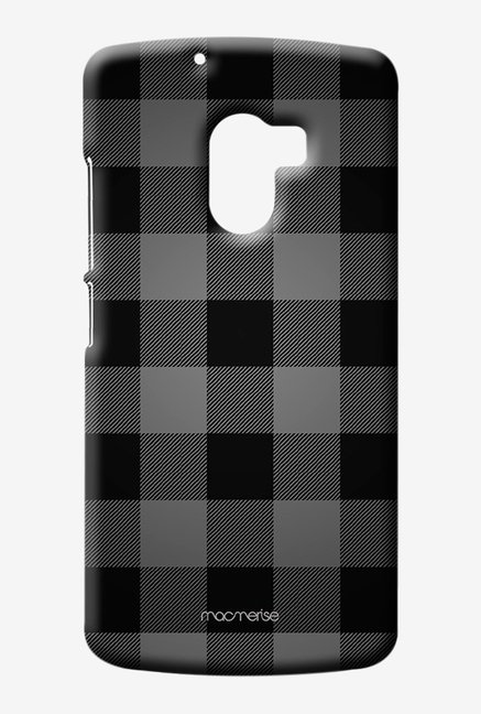 Macmerise Checkmate Black Sublime Case for Lenovo K4 Note