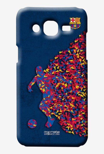 Macmerise FCB Asymmetrical Art Sublime Case for Samsung J7