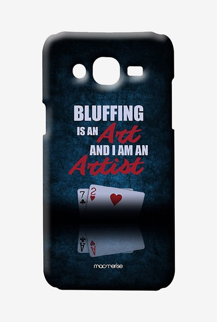 Macmerise Art of Bluffing Sublime Case for Samsung J7