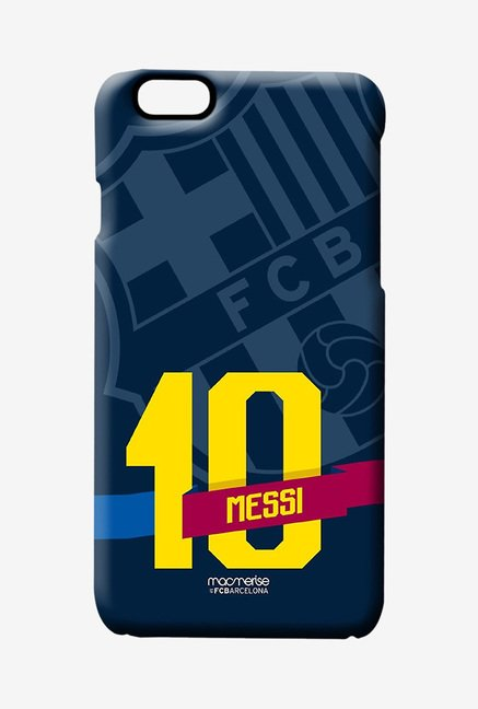 Macmerise Classic Messi Pro Case for iPhone 6