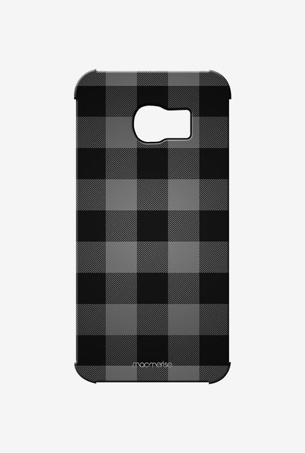 Macmerise Checkmate Black Pro Case for Samsung S6 Edge