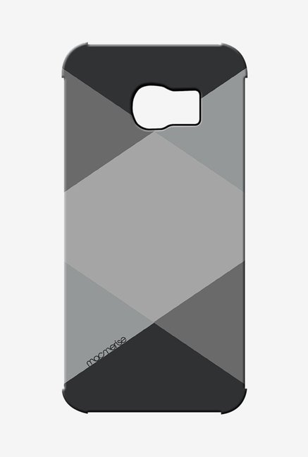 Macmerise Criss Cross Grey Pro Case for Samsung S6 Edge