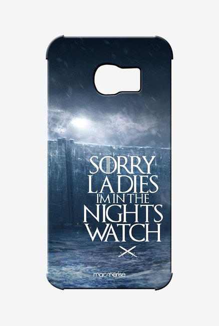 Macmerise Nights Watch Pro Case for Samsung S6 Edge