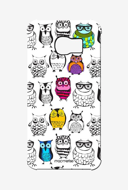 Macmerise Owl Art Pro Case for Samsung S6 Edge