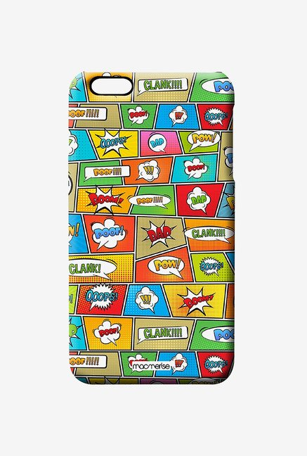 Macmerise Comic Popart Pro Case for iPhone 6S Plus