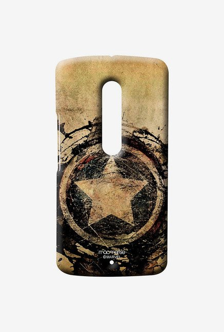 Macmerise Symbolic Captain Shield Case for MotoX Play