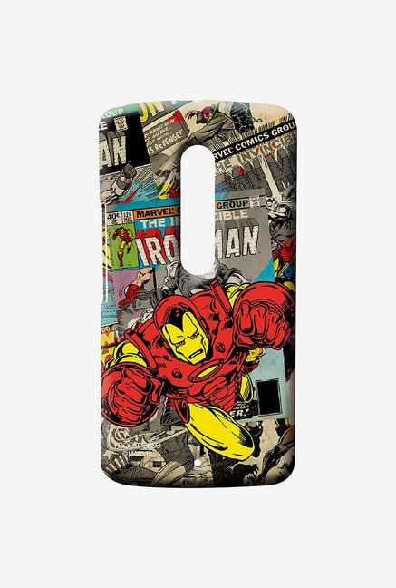 Macmerise Comic Ironman Sublime Case for Moto X Play