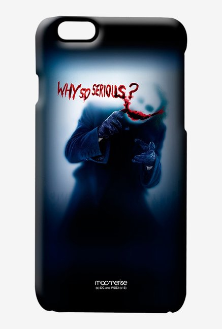 Macmerise Why So serious Pro Case for iPhone 6S