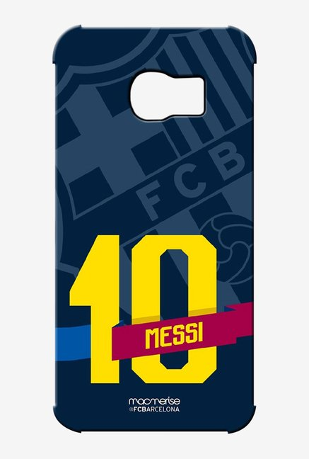 Macmerise Classic Messi Pro Case for Samsung S6 Edge