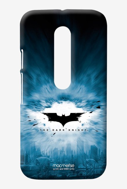 Macmerise The Dark Knight Sublime Case for Moto G3