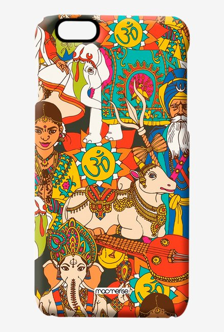 Macmerise Namaste India Pro Case for iPhone 6S