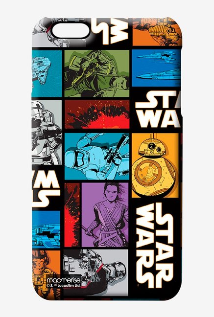 Macmerise The Force Awakens Pro Case for iPhone 6 Plus