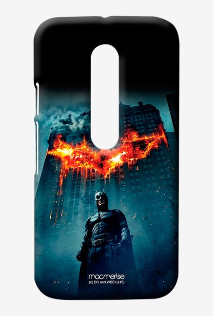 Macmerise Batman Stance Sublime Case for Moto G3