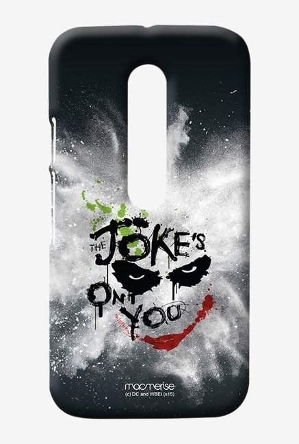 Macmerise The Jokes On You Sublime Case for Moto G3