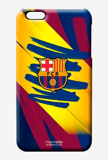 Macmerise FCB Colour Strokes Pro Case for iPhone 6 Plus