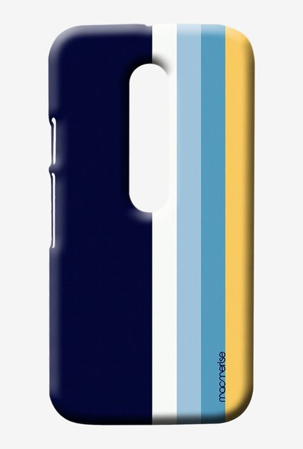 Macmerise Mr Navy Sublime Case for Moto G3
