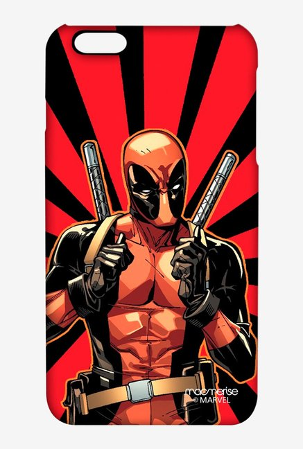 Macmerise Smart Ass Deadpool Pro Case for iPhone 6 Plus