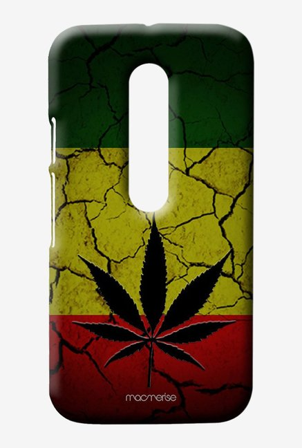 Macmerise Rastafari Sublime Case for Moto G3