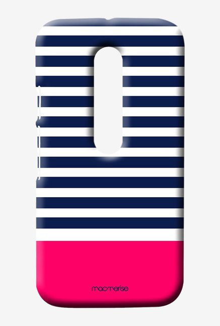 Macmerise Simply Stripes Sublime Case for Moto G3