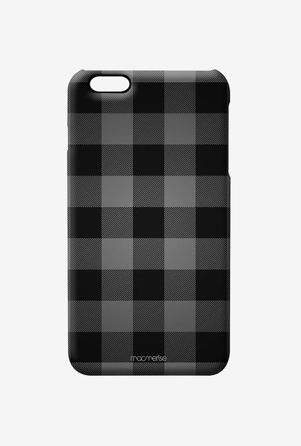 Macmerise Checkmate Black Pro Case for iPhone 6S Plus