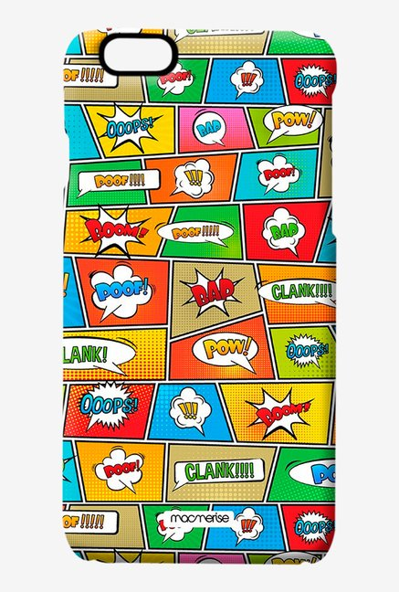Macmerise Comic Popart Pro Case for iPhone 6