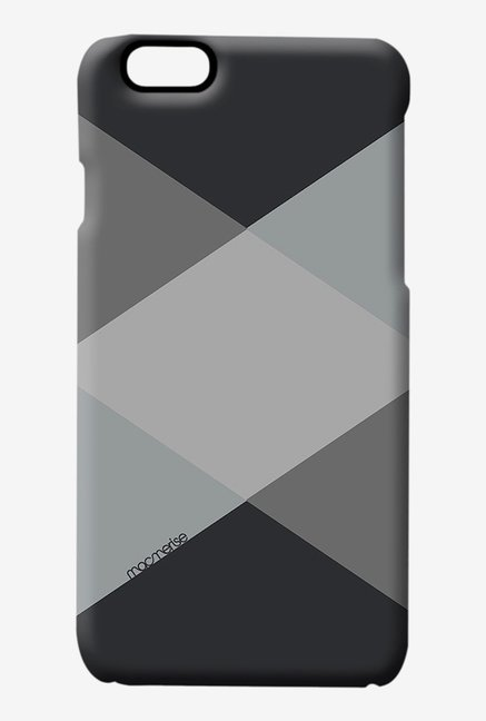 Macmerise Criss Cross Grey Pro Case for iPhone 6