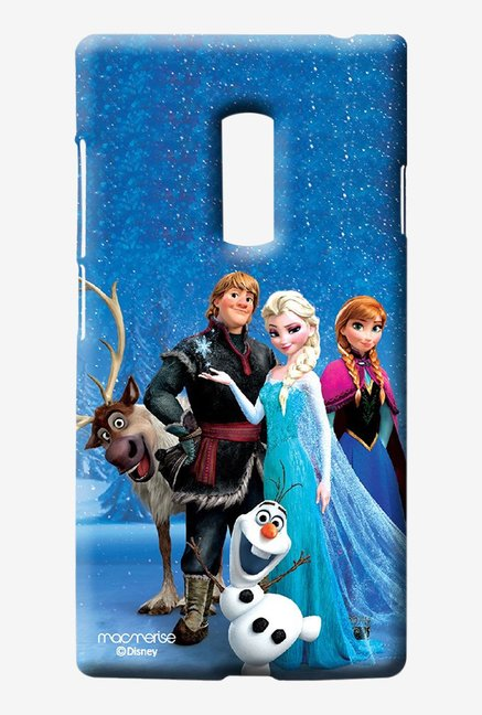 Macmerise Frozen Together Sublime Case for Oneplus Two