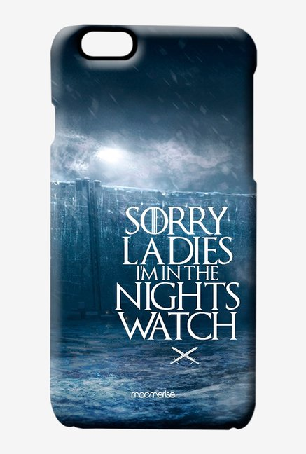Macmerise Nights Watch Pro Case for iPhone 6