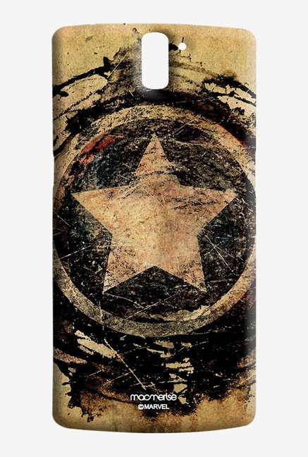 Macmerise Symbolic Captain Shield Sublime Case for Oneplus 1