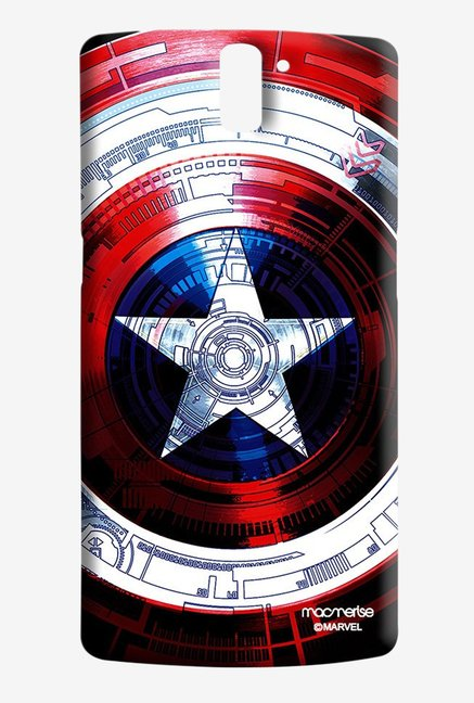 Macmerise Captains Shield Decoded Sublime Case for Oneplus 1
