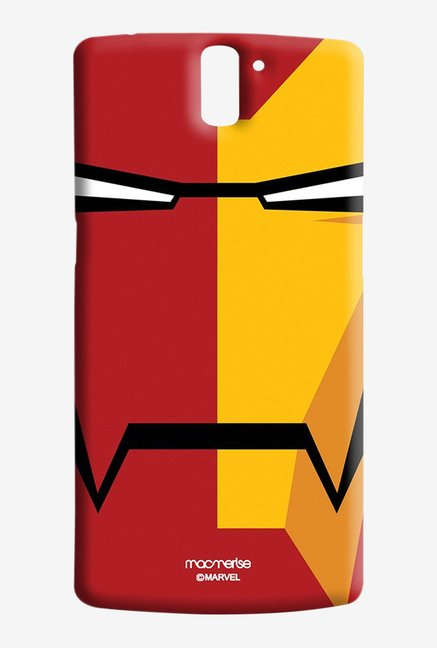 Macmerise Face Focus Ironman Sublime Case for Oneplus One