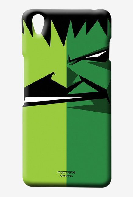 Macmerise Face Focus Hulk Sublime Case for Oneplus X