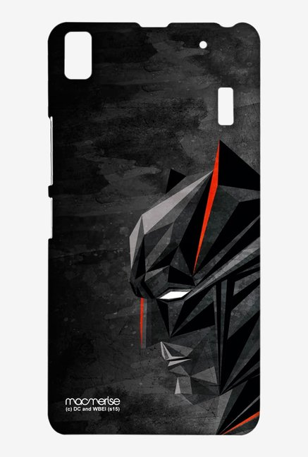 Macmerise Batman Geometric Sublime Case for Lenovo K3 Note