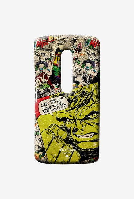 Macmerise Comic Hulk Sublime Case for Moto X Play