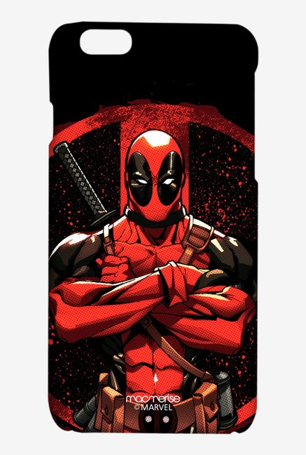 Macmerise Deadpool Stance Pro Case for iPhone 6S