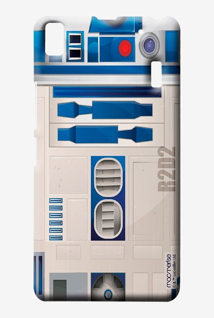Macmerise Attire R2D2 Sublime Case for Lenovo K3 Note
