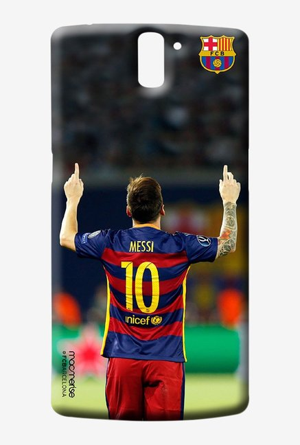 Macmerise Strike Messi Sublime Case for Oneplus One