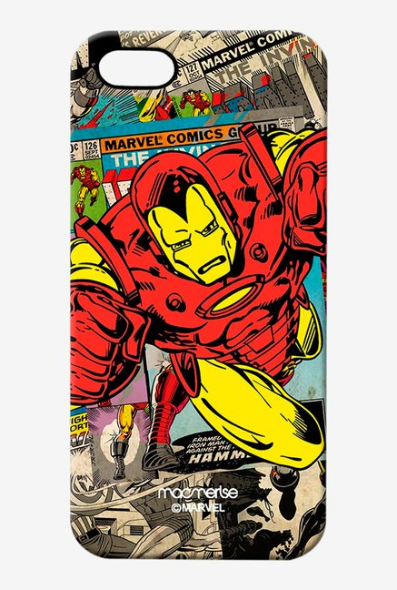 Macmerise Comic Ironman Pro Case for iPhone 5/5S