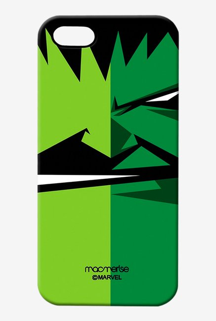 Macmerise Face Focus Hulk Pro Case for iPhone 5/5S