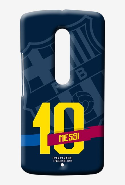 Macmerise Classic Messi Sublime Case for Moto X Play
