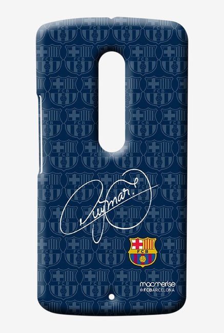 Macmerise Autograph Neymar Sublime Case for Moto X Play