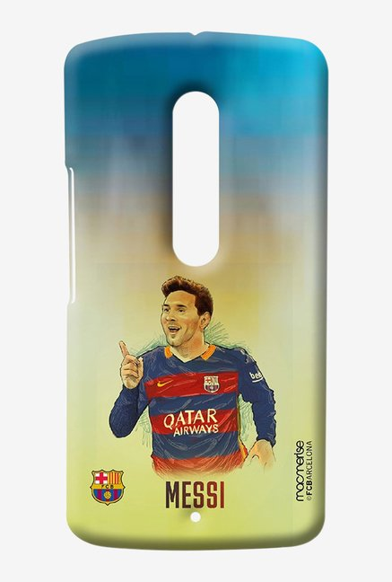 Macmerise Illustrated Messi Sublime Case for Moto X Play