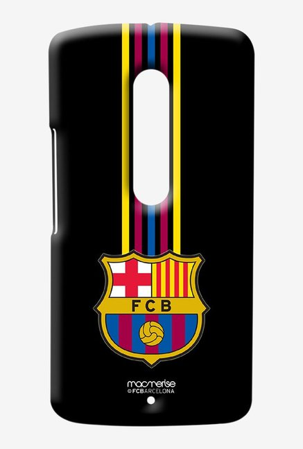Macmerise FCB Stripes Back Sublime Case for Moto X Play